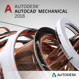 Autocad Mechanical 2018 CZ 64 bit