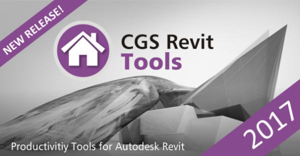 CGS Revit Tools 2017
